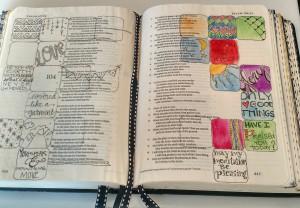 BAJ:Biblepages:Psalm 104:Sue Carroll
