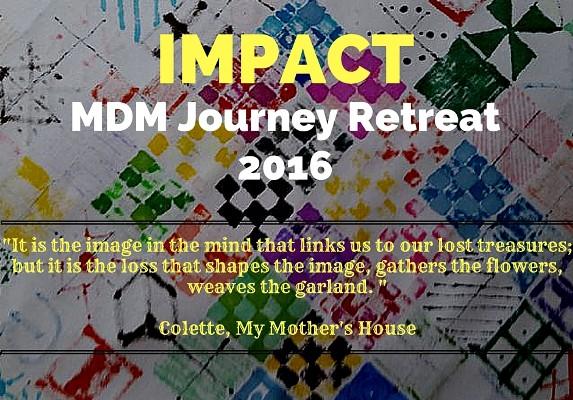 Impact-MDM Retreat 2016