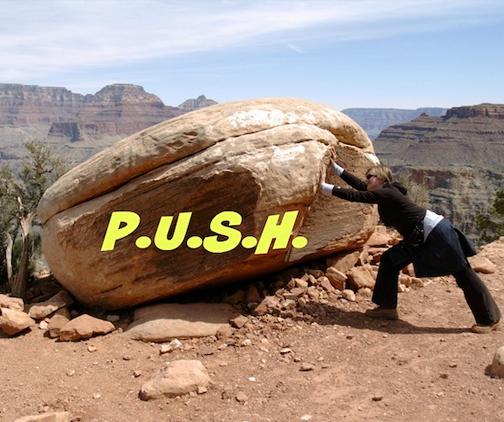 P.U.S.H