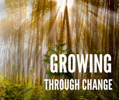 growing through change