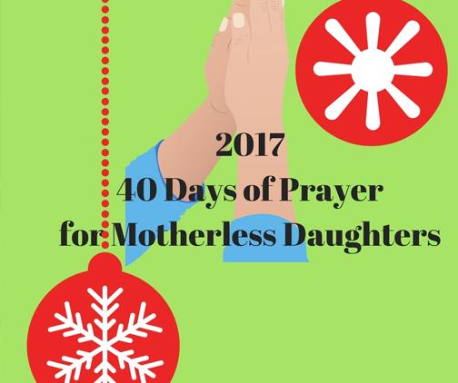 2017 40 days of prayer