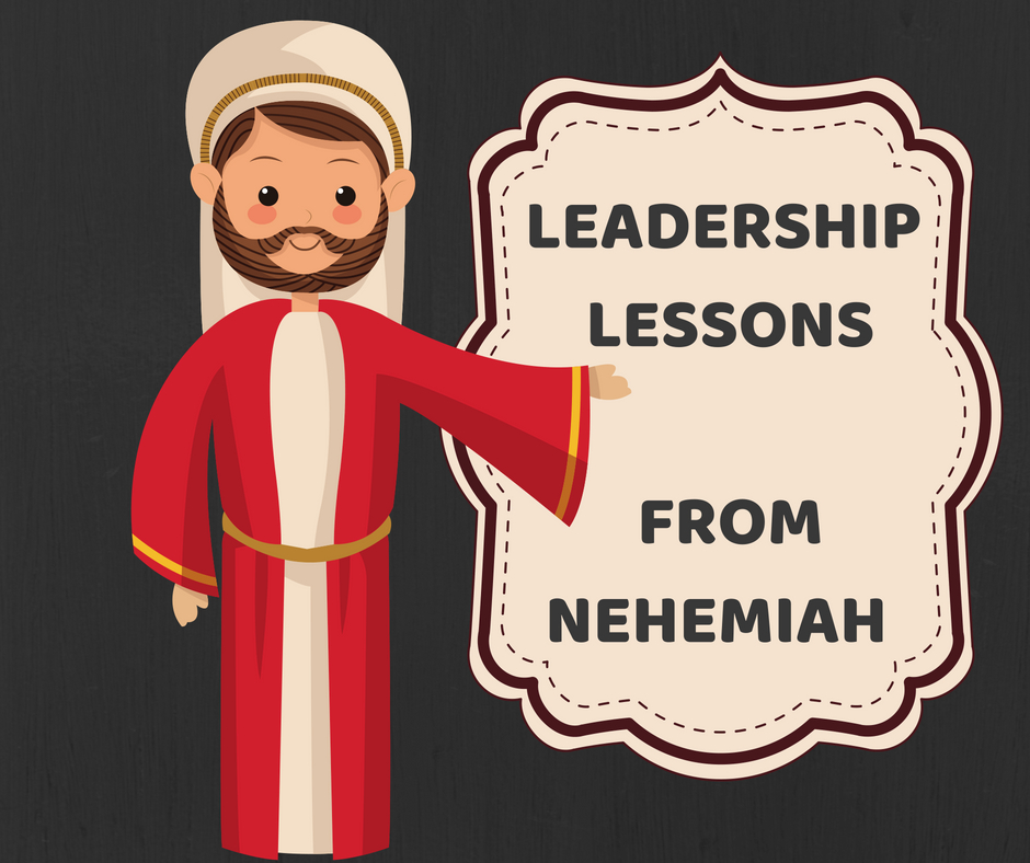 leadership lessons from nehemiah