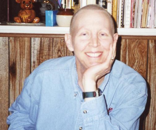 Debbie Menkhaus's mother photo
